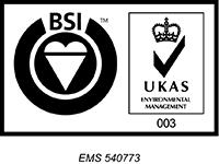 BSI-UKAS-EMS