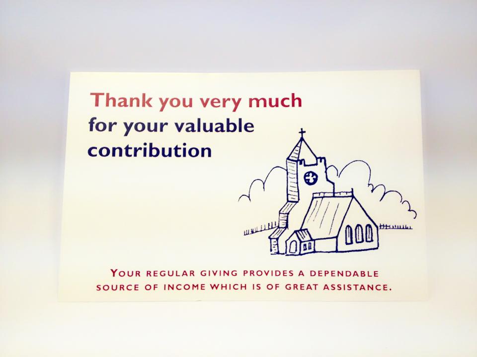 Donation Envelopes Gift Aid Envelopes Sequi 174
